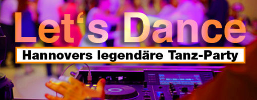 "Fr. 19.10. ""Let´s Dance"" -Tanzparty"