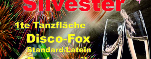 Silvesterparty bei HAPPY HOURS