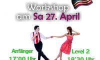 West Coast Swing Workshop für Anfänger und Level 2