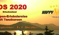 Tanz- & Erlebnissreise 2020 – Kos